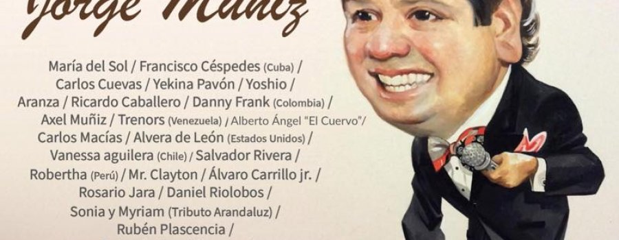 IV Festival Mundial del Bolero (dedicado a Jorge Muñiz)