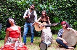 Sonidos del mundo. Kamino música y danza Babou Diebaté