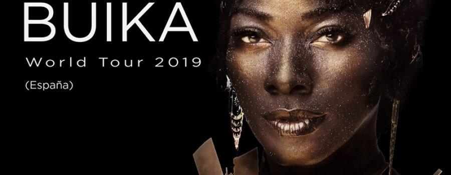Buika. World Tour 2019