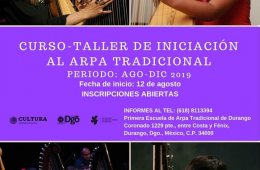 Ordinary Course- Traditional Harp Workshop