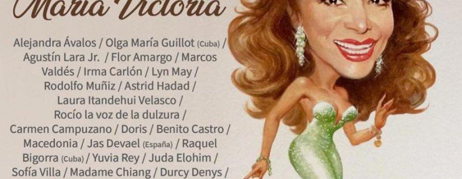 IV Festival Mundial del Bolero (dedicado a María Victoria)
