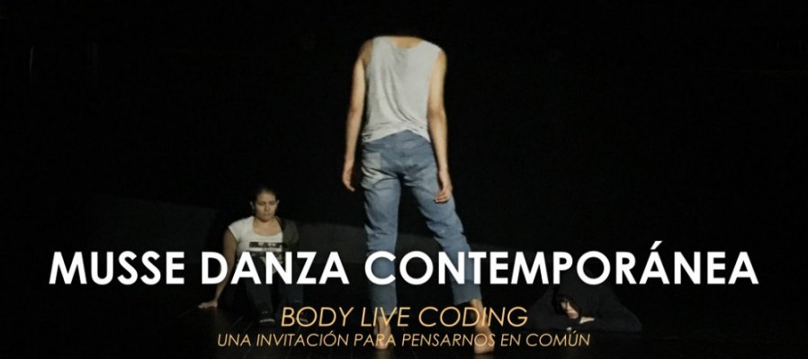 Body Live Coding