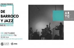 De Barroco y Jazz