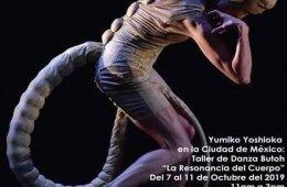 Taller de danza butoh: La resonancia del cuerpo