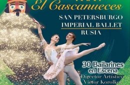 Saint Petersburg Imperial Russian Ballet: The Nutcracker