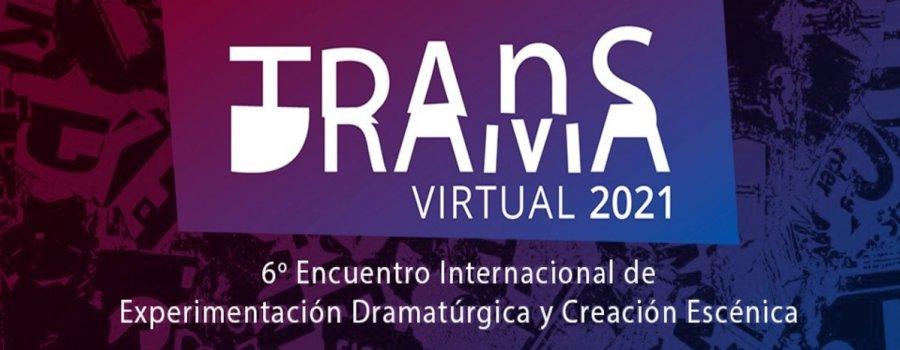 6° Encuentro Internacional de Experimentación Dramatúrgica y Creación Escénica