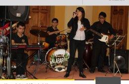 Concierto de música mexicana. Grupo Alabarte