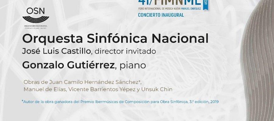 Concierto dedicado al Palacio de Bellas Artes en su 85 Aniversario