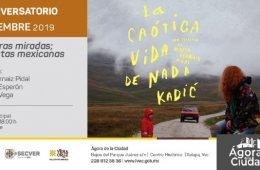 Las otras miradas; cineastas mexicanas