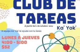 Club de Tareas KaYok