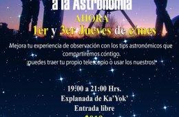 Aficionados a la Astronomía (Velada y Noche especial)