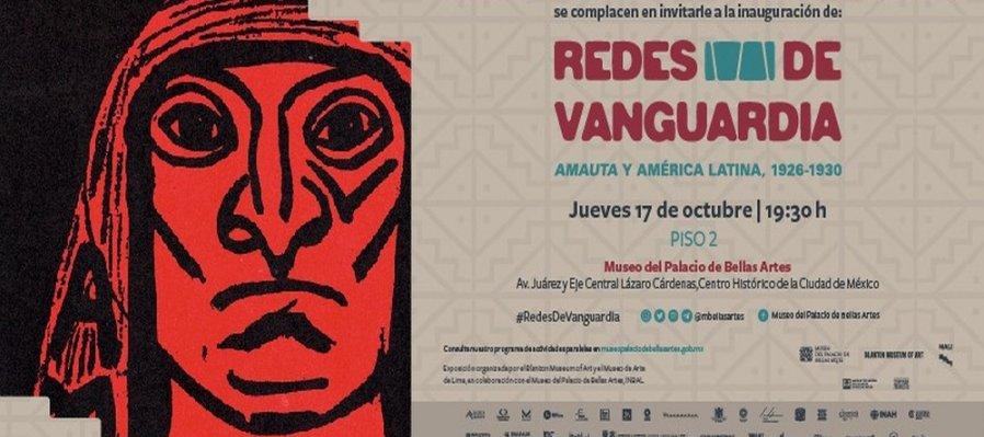 Redes de vanguardia: Amauta y América Latina