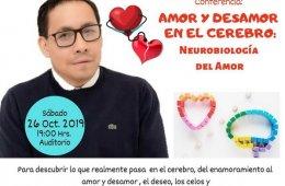 Conferencia de Eduardo Calixto en Cancún. Amor y desamor...