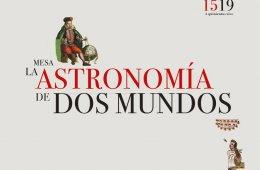 La astronomía de dos mundos
