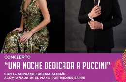 Una noche dedicada a Puccini