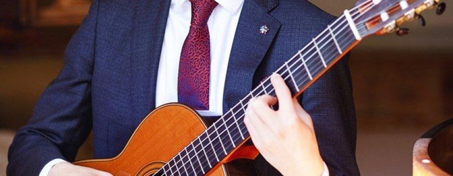 Concierto de Guitarra con Emmanuel Sowicz