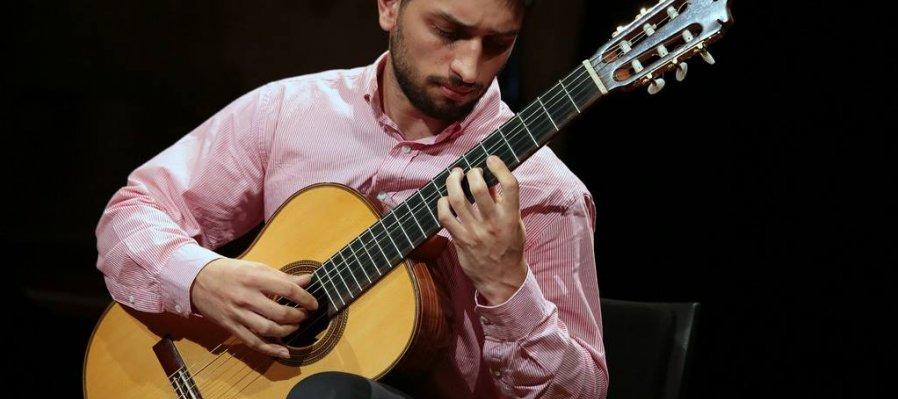 Concierto de Guitarra con Lucas Correia