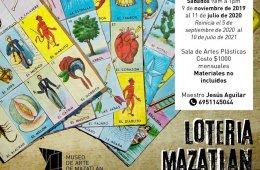 Grabado Relieve Linoleo (Lotería Mazatlán)
