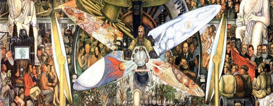 Colección permanente de murales