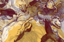 La hoguera de bronce. Historias de bosques, selvas, puebl...