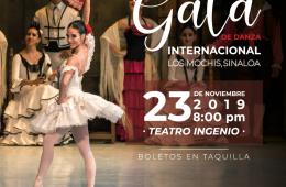 Primera Gala Internacional de Danza