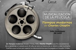 Live Music Set for the Film: Modern Times by Charles Chap...