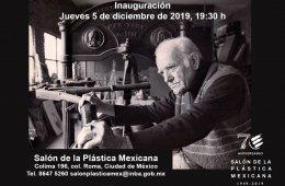 Homenaje a Alfredo Zalce 1908-2003. Artista Fundador