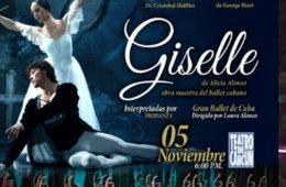 """Gran Ballet de Cuba """"Noche de Grandes Operas""""."""