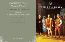LA CONQUISTA DE MÉXICO: 1519-1521