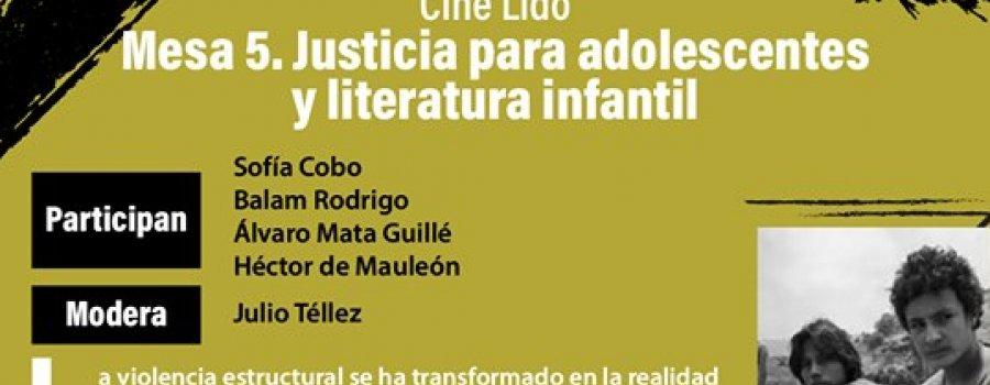 Justicia para adolescentes y literatura infantil
