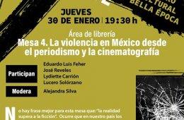 La violencia en México desde el periodismo y la cinemato...