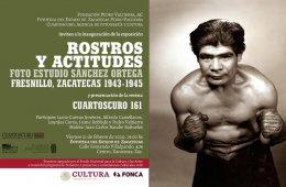 Rostros y actitudes. Foto Estudio Sánchez Ortega. Fresni...