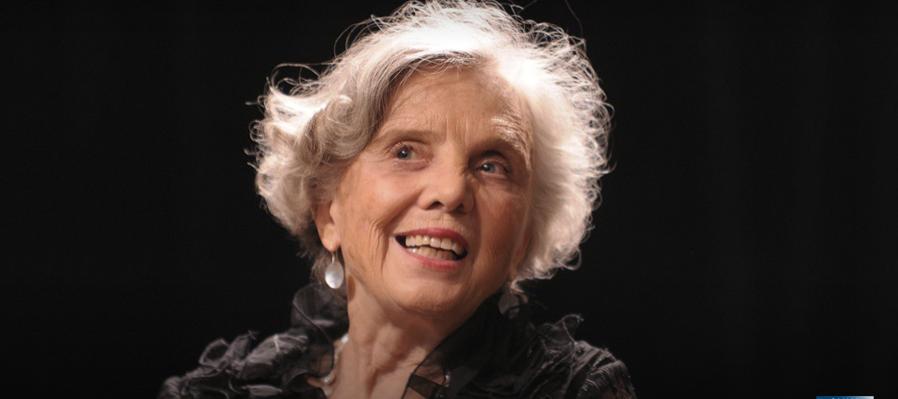 88 años de Elena Poniatowska