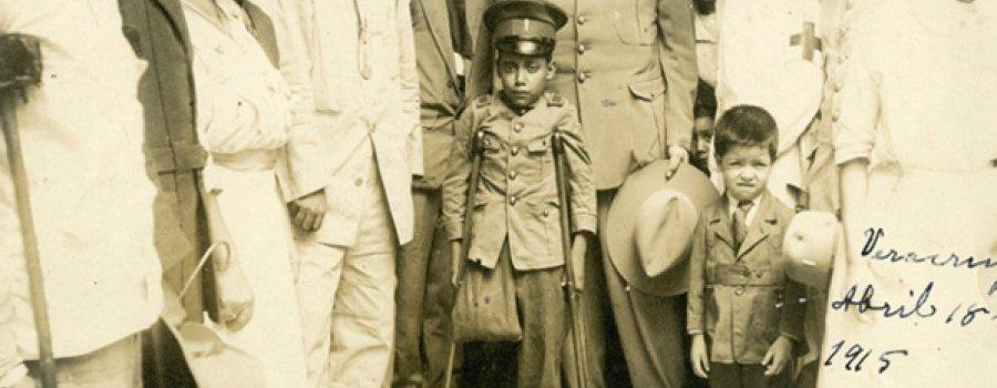 8 de noviembre de 1918: El ejército debe dar de baja a los menores de 18 años