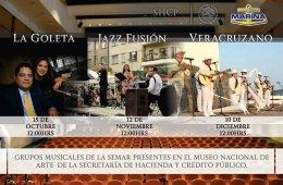 Grupo musical Veracruzano de la Secretaría de Marina-Arm...