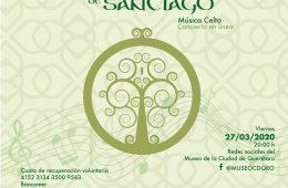 Música Celta: Trébol de Santiago