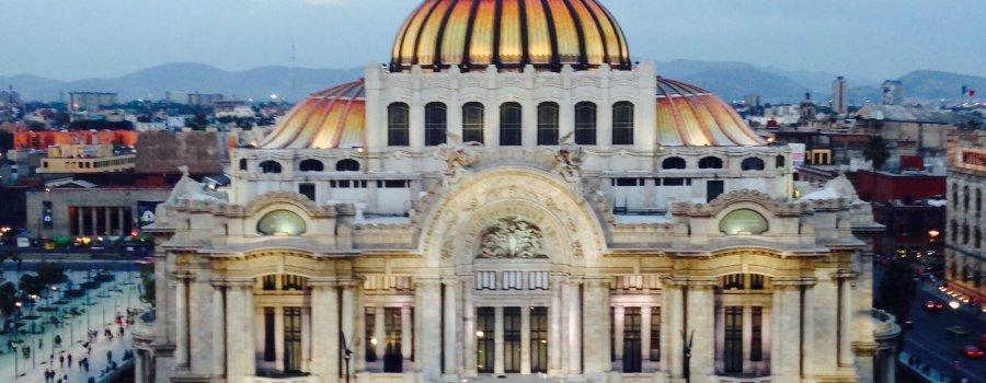 La Ciudad de los Palacios. Centro Histórico, Ciudad de México