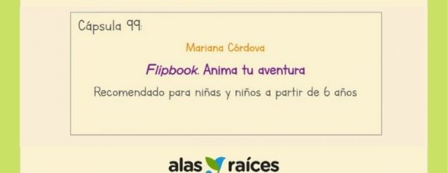 Flipbook. Anima tu aventura