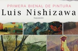 Luis Nishizawa First Biennial of Painting