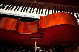 Recital de violonchelo y piano