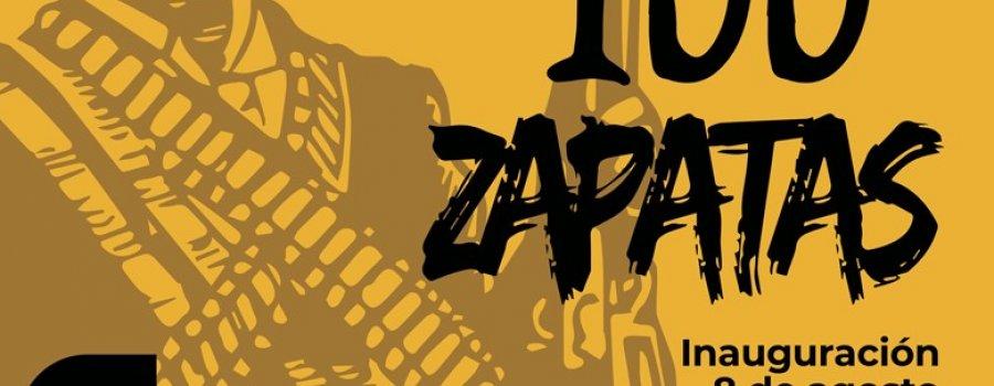 100 años 100 Zapatas