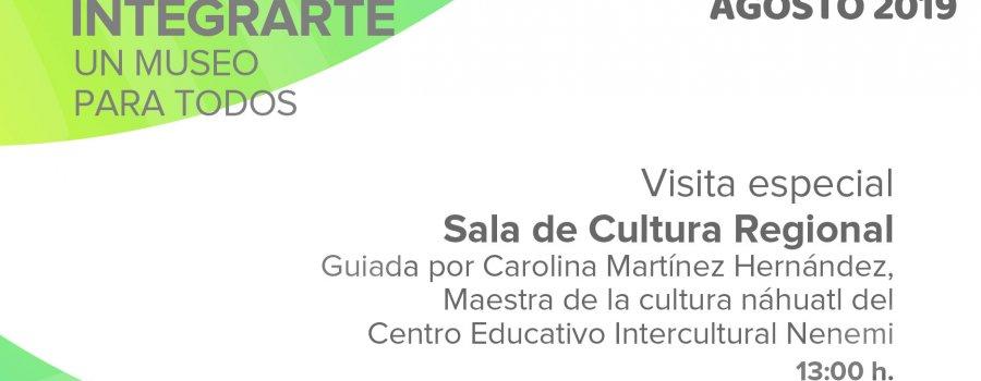 Special Visit Guided by Carolina Martínez Hernández