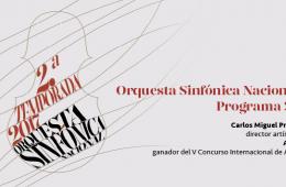 Orquesta Sinfónica Nacional. Programa 20. A-Pantalla y S...