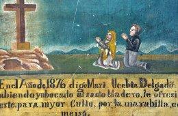 Exvotos de Parras, historias de fe de un pueblo mágico