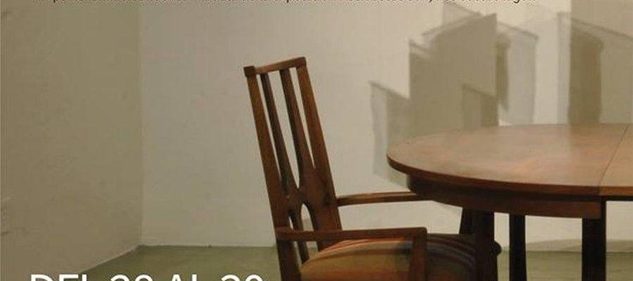 Abstracción de una imagen | Objeto explorando la ausencia