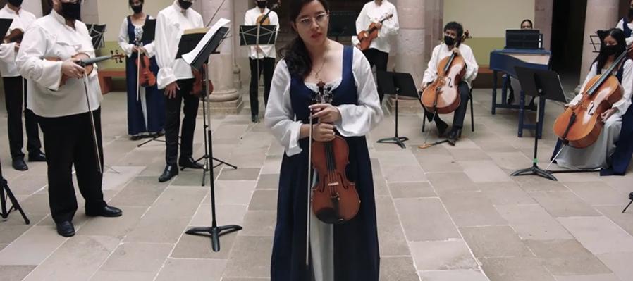 Academia de Música Antigua de Zacatecas - Primer Concierto de Temporada 2020