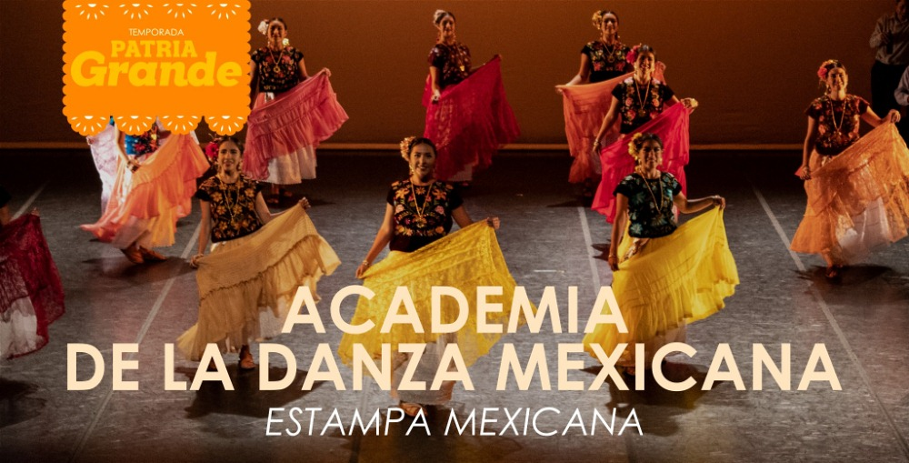 Academia de la Danza Mexicana...