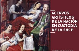 Artistic National Collections in Custody of the SHCP