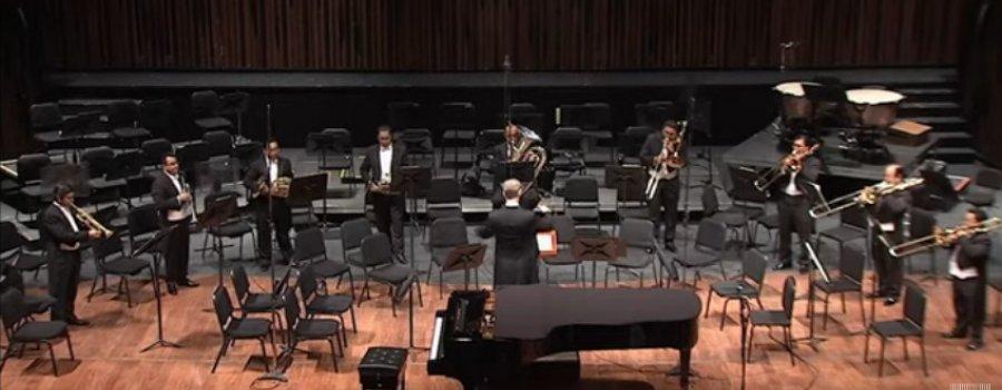 Concierto de Beethoven con Joaquín Achúcarro / Orquesta Sinfónica Nacional