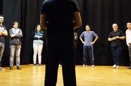 Taller de actuacion teatral